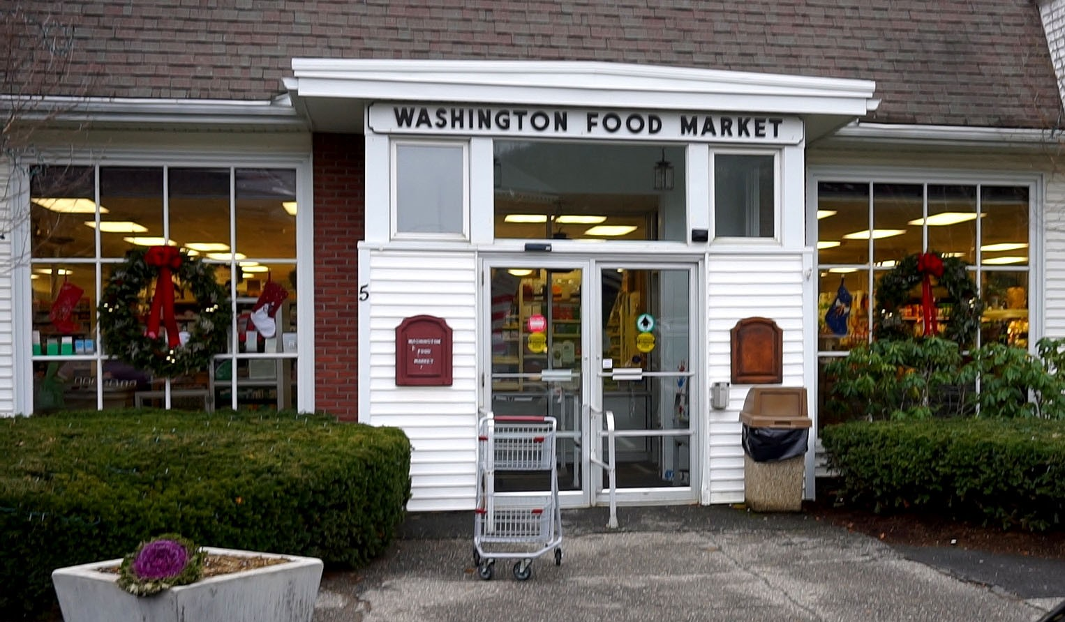 Washington Food Market In The Depot