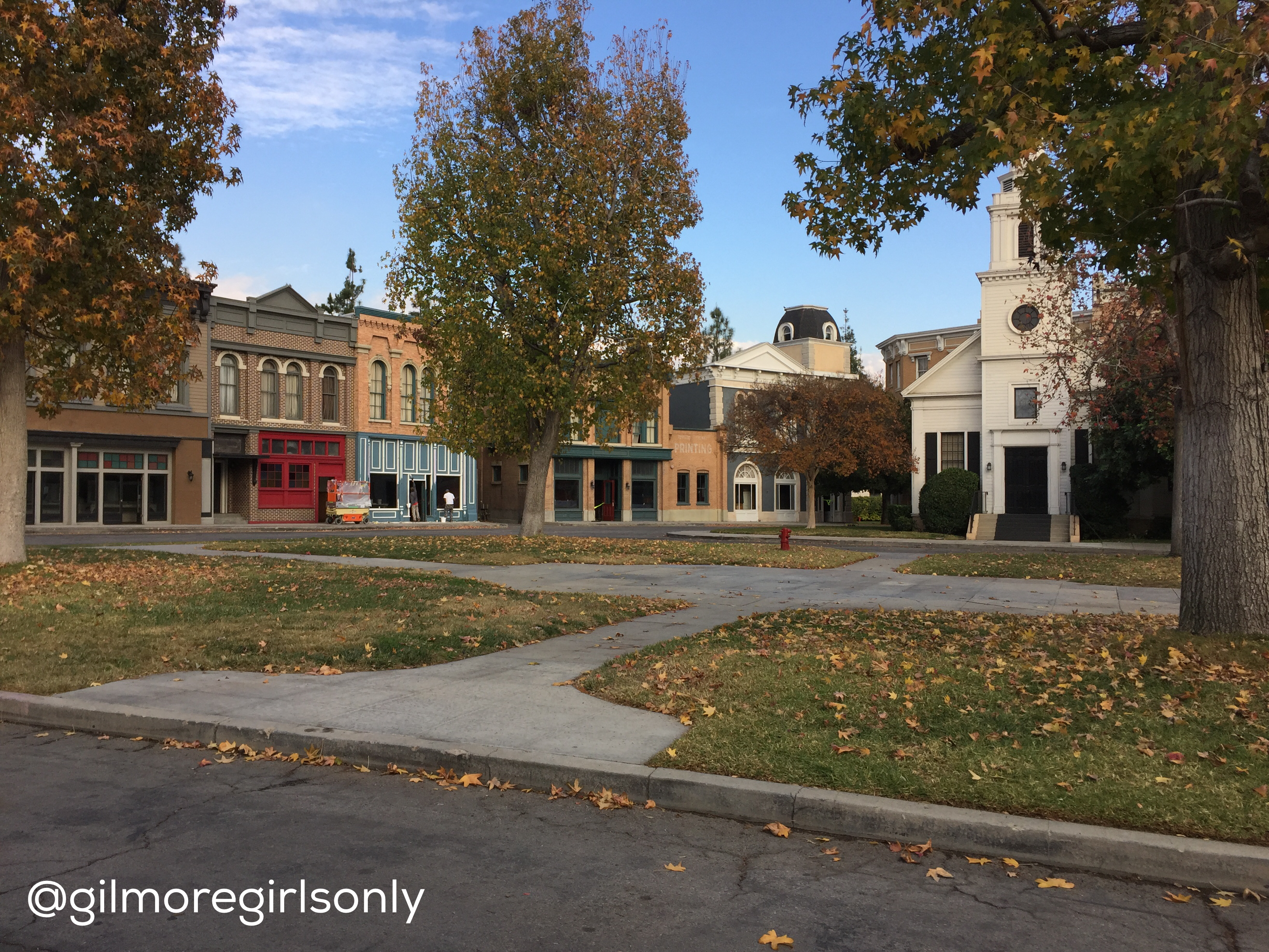 Stars Hollow Studio Tour